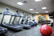 Embassy Suites Secaucus - Gym