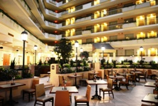 Embassy Suites Secaucus - Breakfast Setting